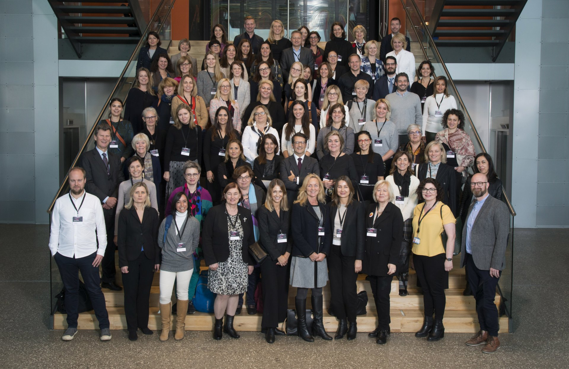 Participants at the Gender Equality Conference