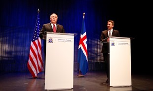 News image for US Secretary of State visited Iceland