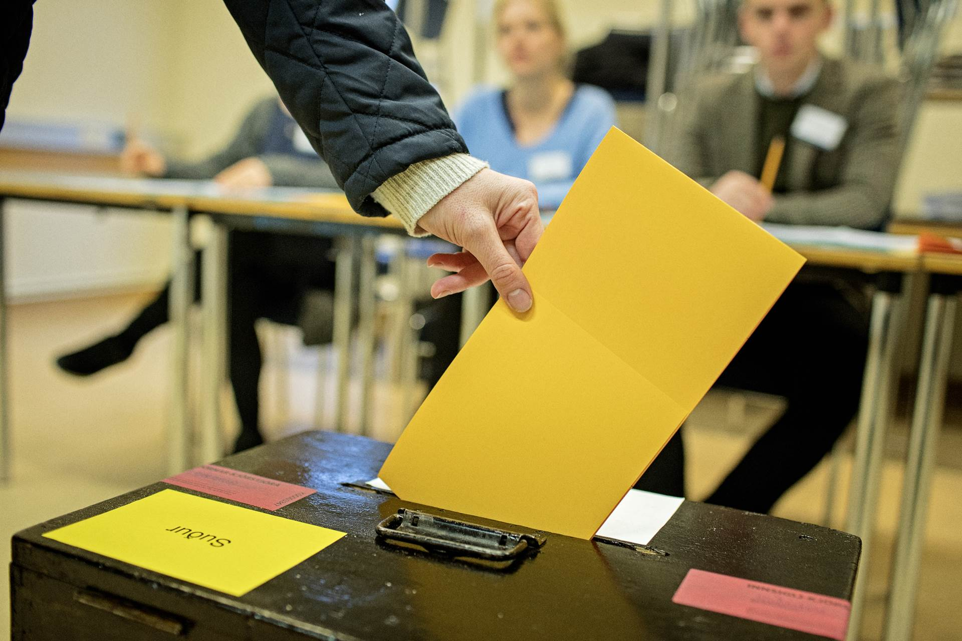Absentee voting for local elections on May 26, 2018 has begun - mynd