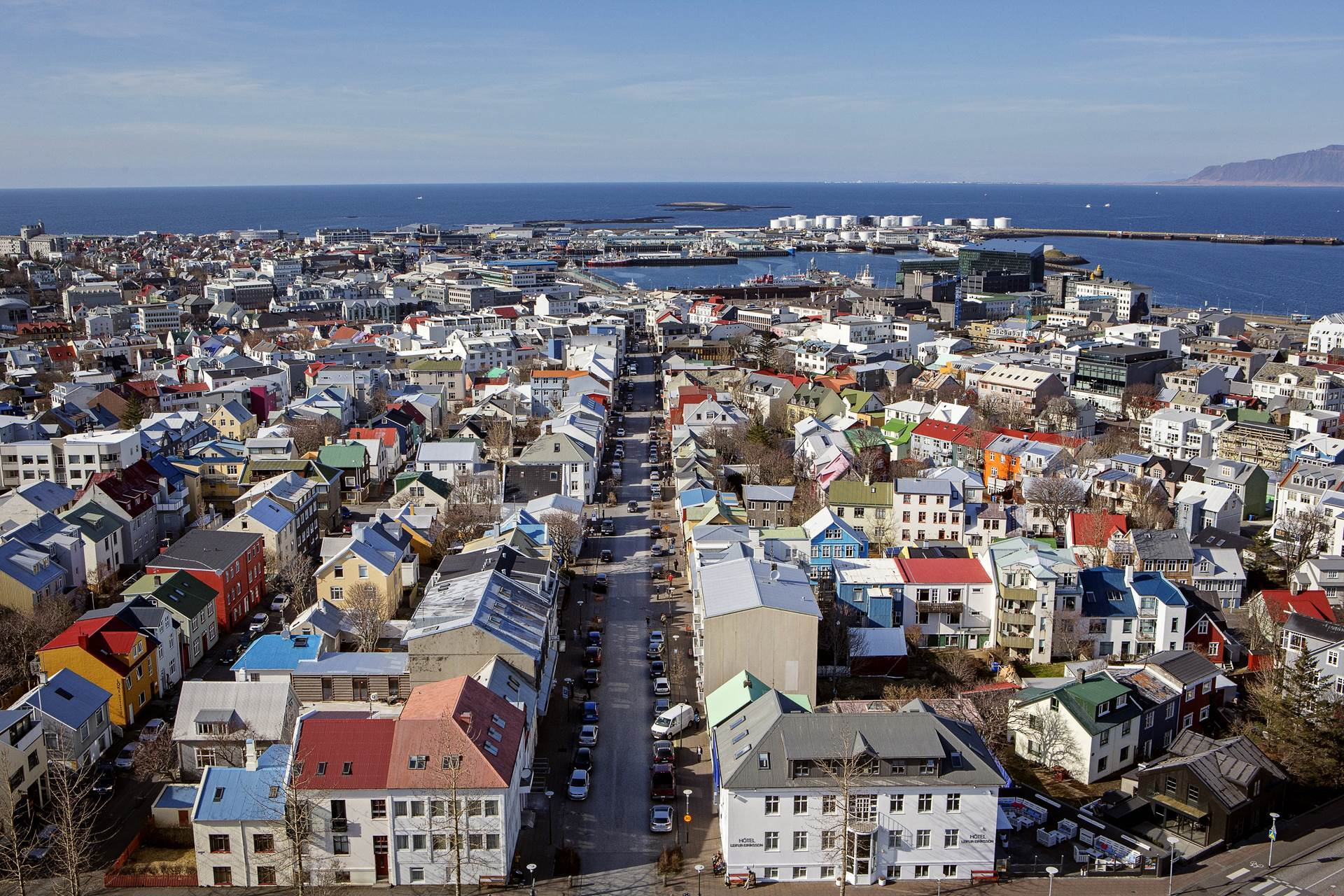 Mynd fyrir frétt: S&P Global Ratings affirms Iceland's sovereign ratings at A/A-1 with a stable outlook