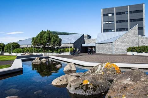 Merger of Central Bank of Iceland and Financial Supervisory Authority in preparation - Inflation targeting to remain the principal objective of monetary policy - mynd