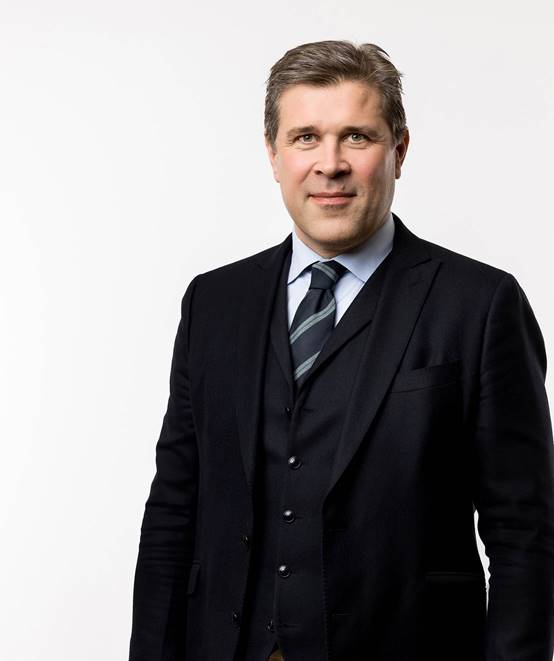 Bjarni Benediktsson - Minister of Finance and Economic Affairs