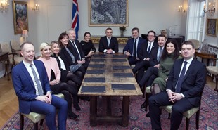 News image for New Icelandic Government takes office