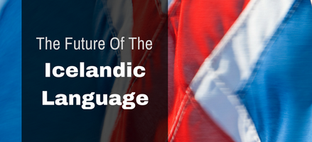 The Future of the Icelandic Language on May 10th in New York City - mynd