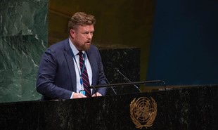 News image for Statement to the General Assembly on the Declaration of Human Rights Defenders by Jonas G. Allansson, Deputy Permanent Representative