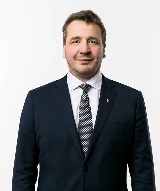 Gudlaugur Thór Thórdarson - Minister for Foreign Affairs