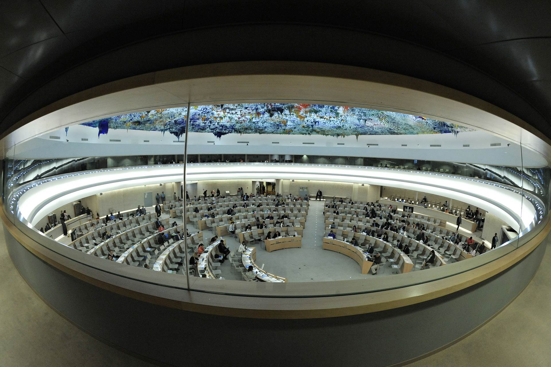 Mynd fyrir frétt: Report on Iceland in the UN Human Rights Council