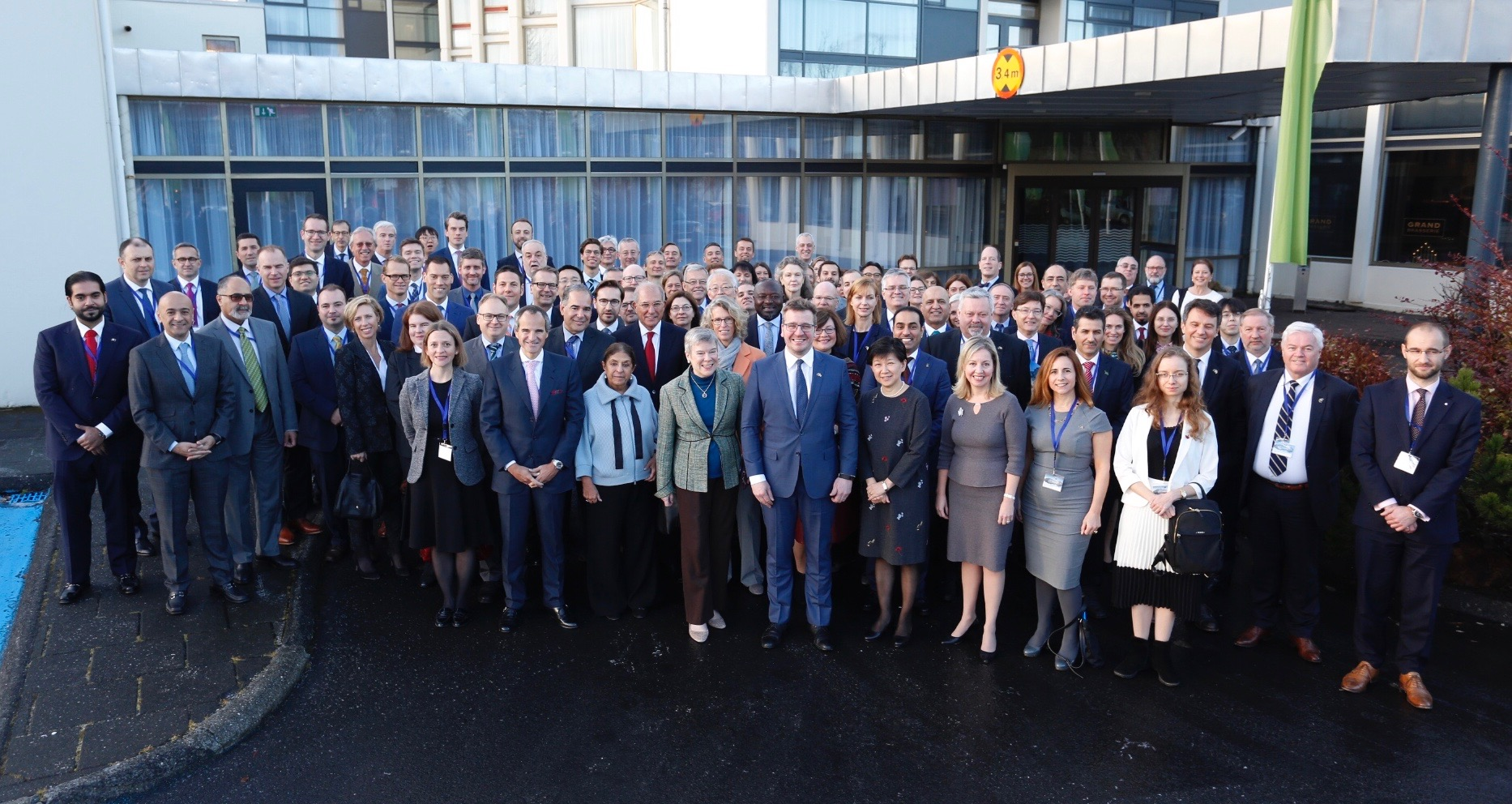 Iceland hosts annual NATO conference - mynd