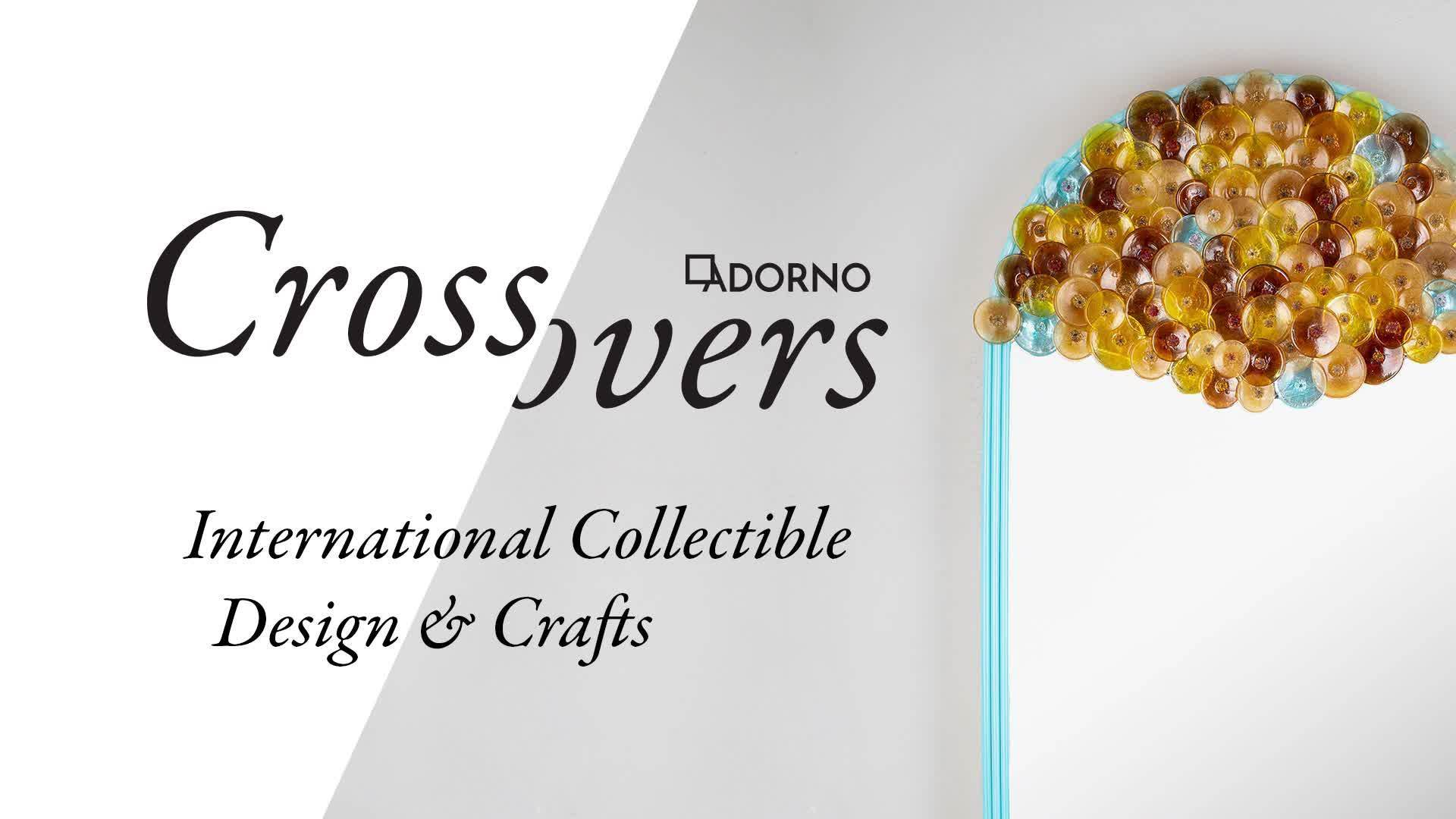 Crossovers at London Design Fair - mynd